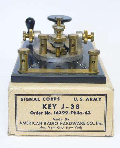 J-38 Keys